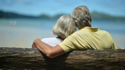 kodus; old couple